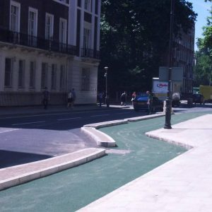 Colourtex Green is Ideal for Coloured Cycle Paths | Bituchem Group