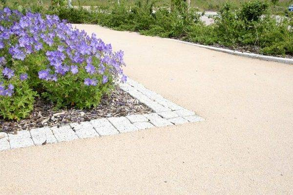 Decorative Footpaths