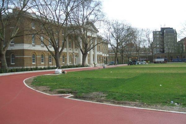 Park Footpaths