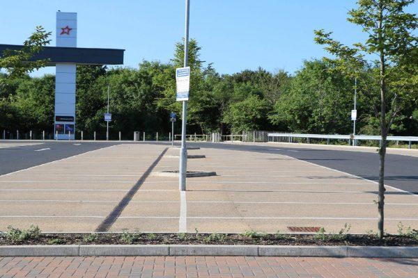 Yate Retail Park Car Park