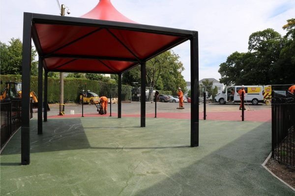 coloured playgrounds
