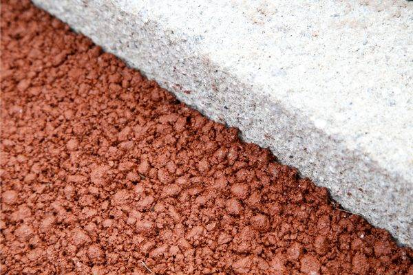 NatraTex Colour Terracotta in Detail