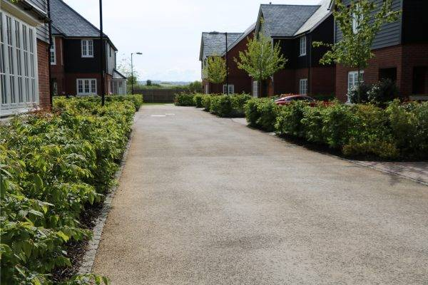 Decorative Paving for Coloured Landscaping