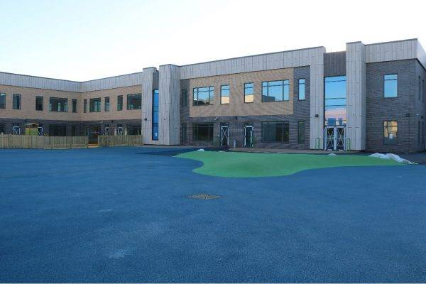 School Surfacing by NatraTex Porous