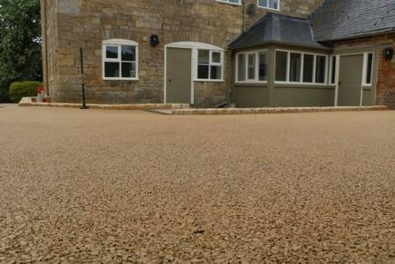 Decorative Paving in Gloucestershire