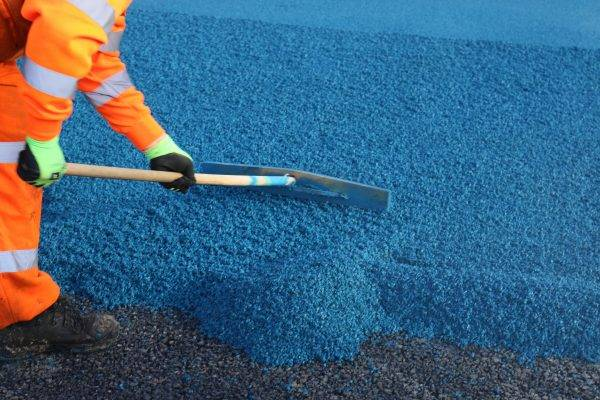 Coloured Surfacing from NatraTex