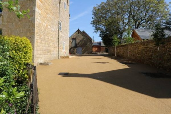 Decorative Paving in The Cotswolds