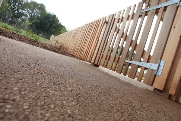 Resin Bound Surfacing Alternative by NatraTex