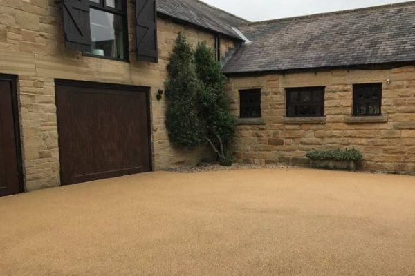Decorative paving for driveway renovations