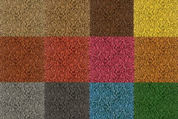 NatraTex Coloured paving Options
