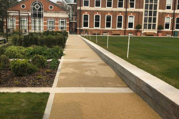 NatraTex Cotswold Surfacing in Hammersmith, London