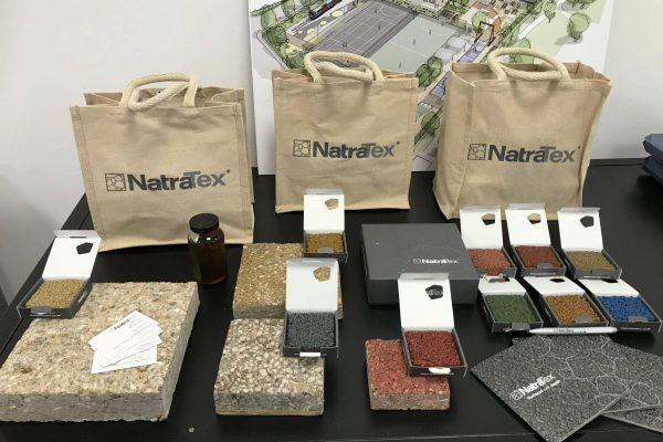 NatraTex Colour Surfacing Products