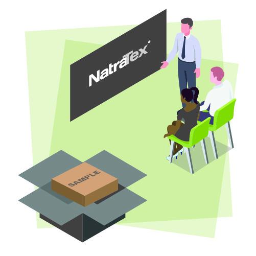 Natratex board