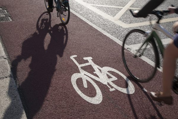 Reinventing a nation with cycle lanes and footpaths