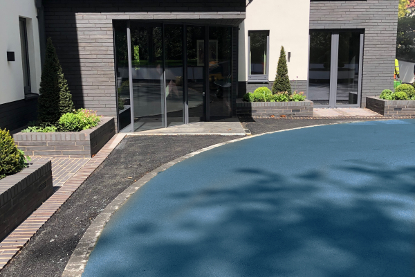 NatraTex Colour Blue For Residential Areas