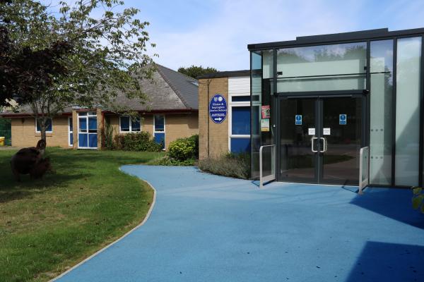 NatraTex Colour Blue For Schools