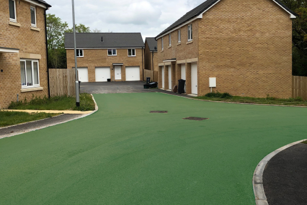 NatraTex Colour Green Residential Paving