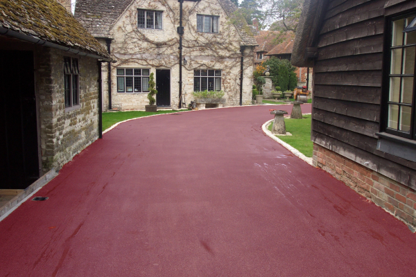 NatraTex Colour Salmon In Residential Setting