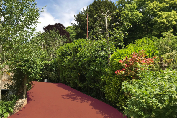 NatraTex Colour Salmon For Parks
