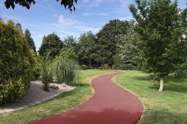 NatraTex Colour Salmon For Footpaths