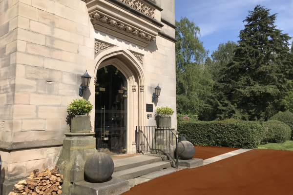 NatraTex Colour Terracotta For Heritage Sites