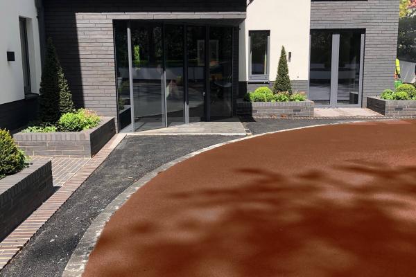 NatraTex Colour Terracotta For Residential Settings