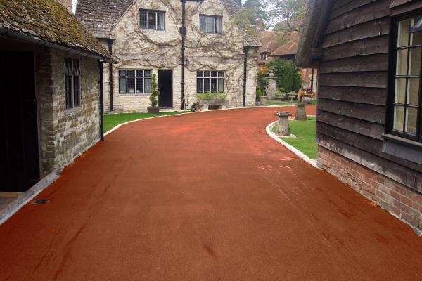 NatraTex Colour Terracotta For Residential Developments