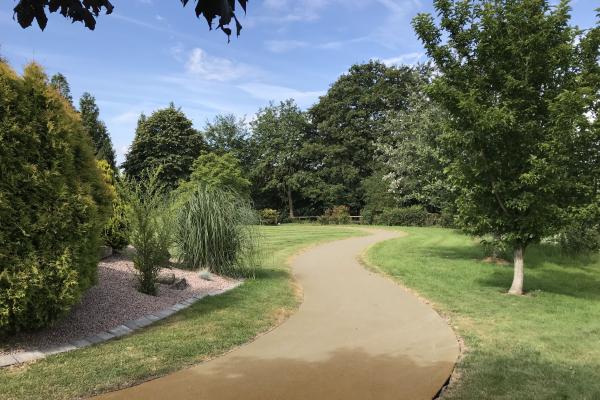 NatraTex Cotswold Buff 2 Park Footpath