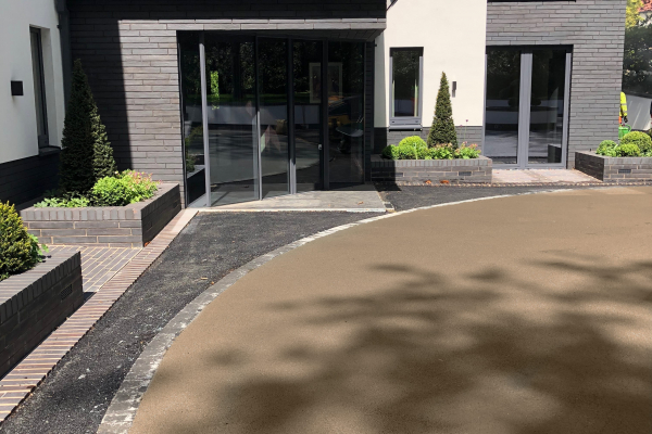 NatraTex Cotswold Buff 2 for Residential Setting